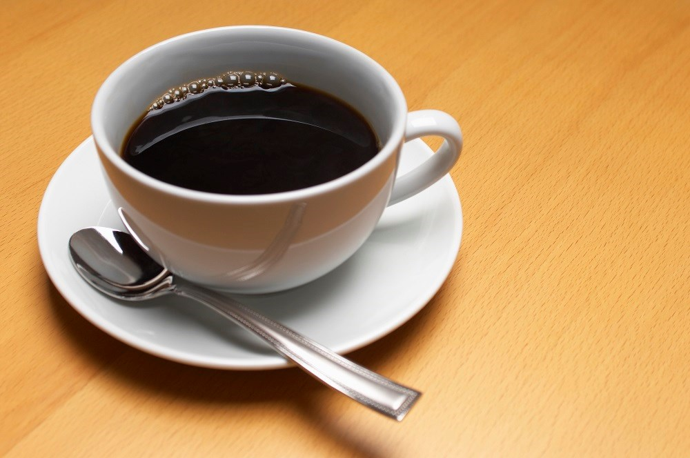 Using caffeine to promote alertness