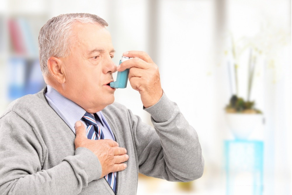 COPD exacerbations decreased after 3 months of budesonide/formoterol treatment.