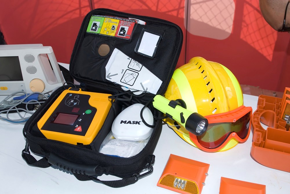 Safety alert issued for LIFEPAK 1000 defibrillator