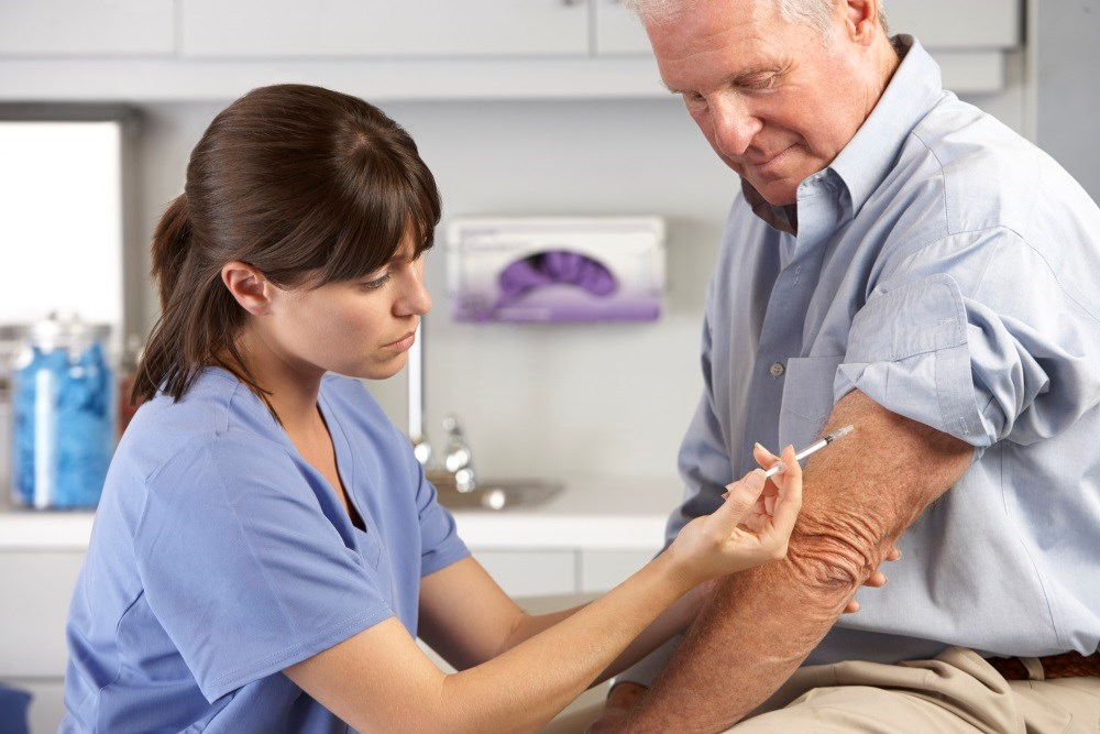 Pneumonia vaccine may not be effective in rheumatoid arthritis patients