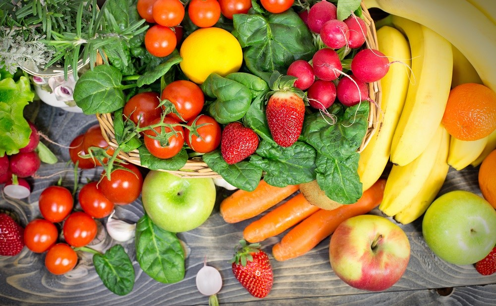 Americans consume less than recommended fruits, vegetables