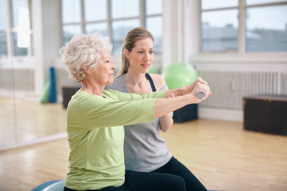 Patients who exercised tended to show bigger gains in certain cognitive abilities such as attention and processing speed.