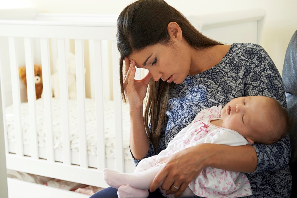 Reducing postpartum depression involves universal screening and appropriate referral and treatment by clinicians.