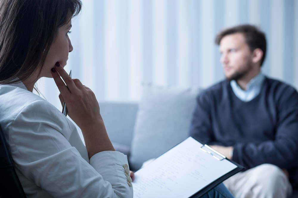 Differences in refusal rates for pharmacotherapy and psychotherapy were particularly evident for depressive disorders, panic disorder, and social anxiety disorder.