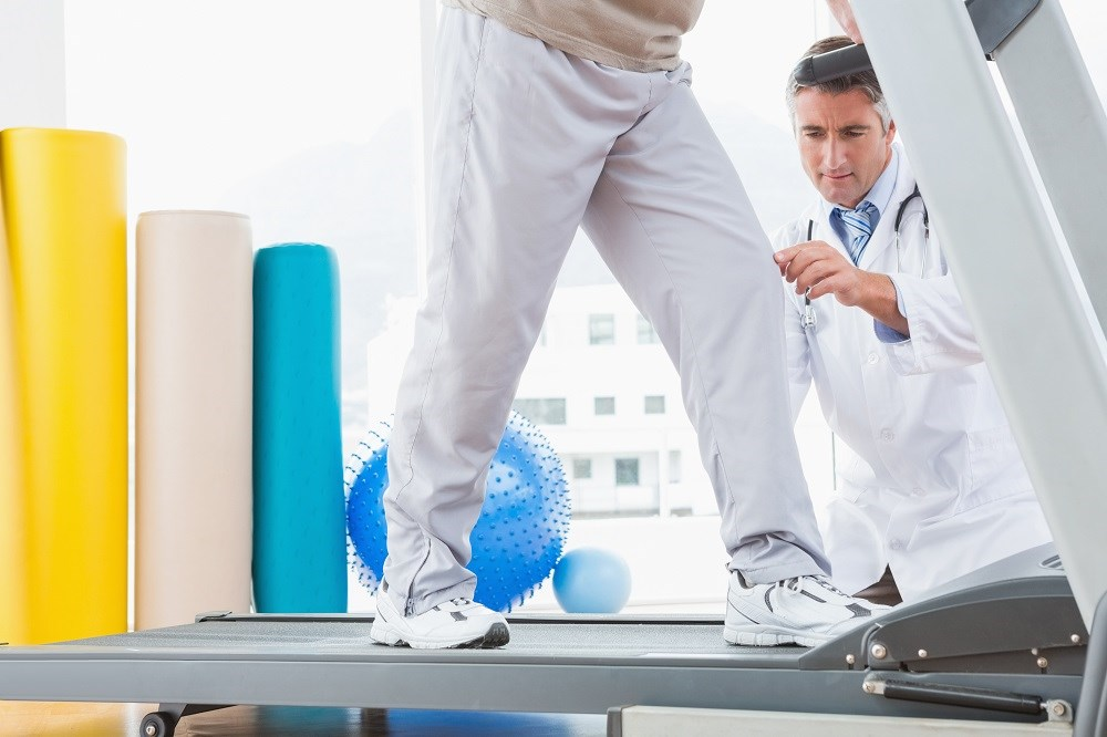 High-Intensity Treadmill Exercise Safe, Feasible in Patients With Parkinson's Disease