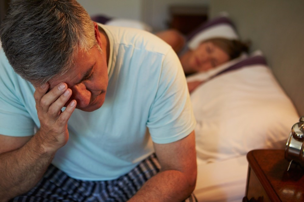 Many patients experience ongoing issues with nightmares or night terrors.