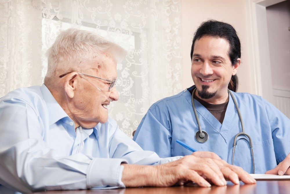 Managing elderly patients with COPD through empowerment