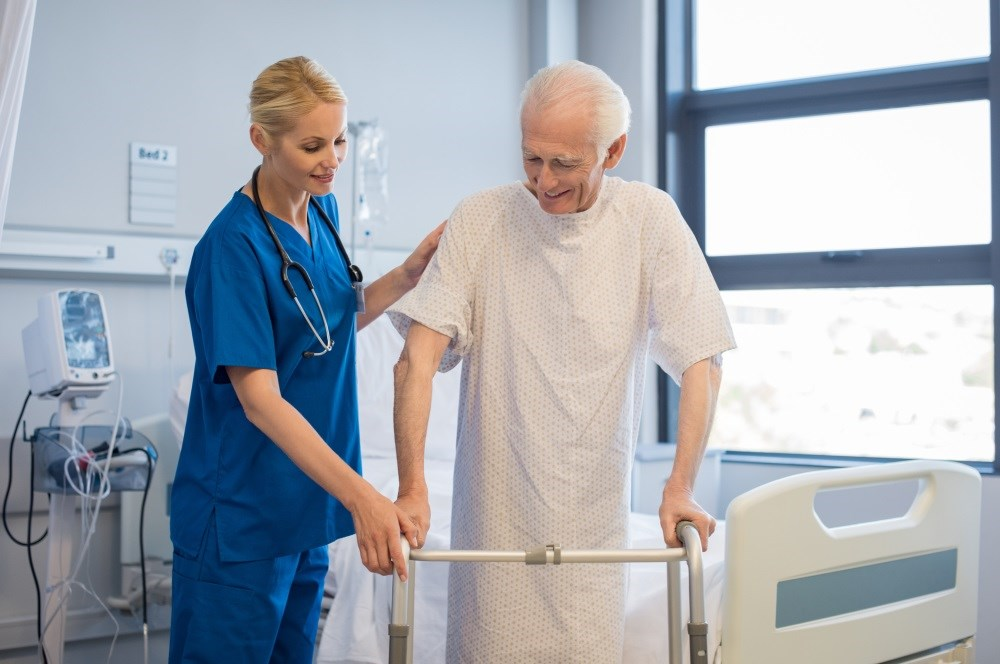 Inpatient rehabilitation may not improve mobility in total knee arthroplasty