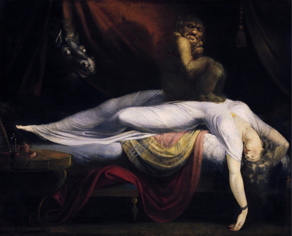 Sleep paralysis: A world between wakefulness and sleep