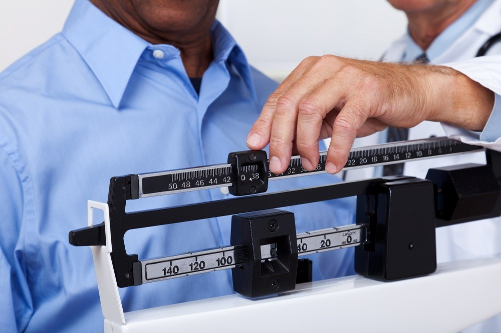 Patients who lost weight over a 48-month period had a lower rate of cartilage degeneration than patients who maintained stable weight.