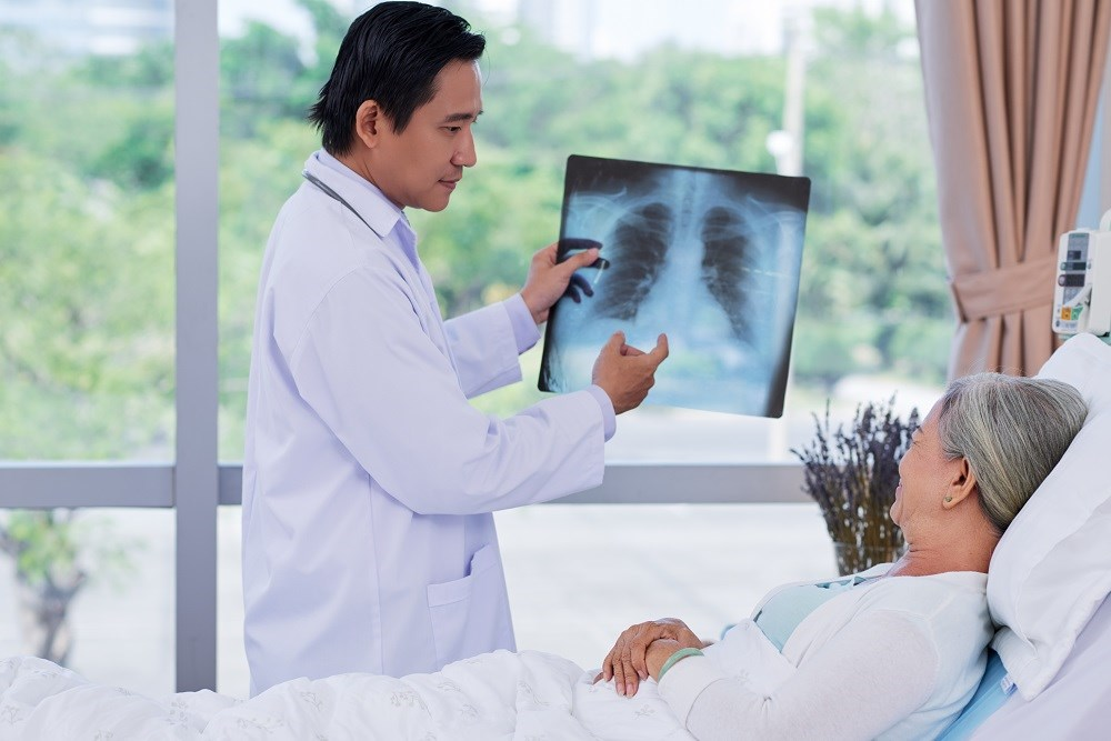 Tips for avoiding pneumonia in patients with COPD