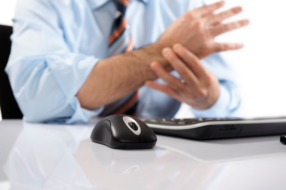 Steroid treatment effective for carpal tunnel syndrome