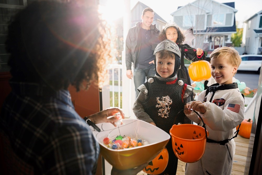 The FDA has provided guidelines for a safe Halloween that include injury prevention from costumes and contact lenses and illness from sweet treats.