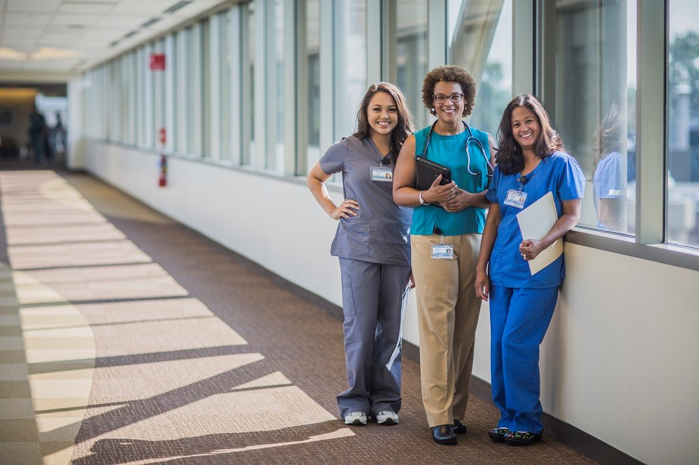 Nearly 90% of NPs are certified in areas of primary care, focusing on patient-centered, high-quality, comprehensive health care.