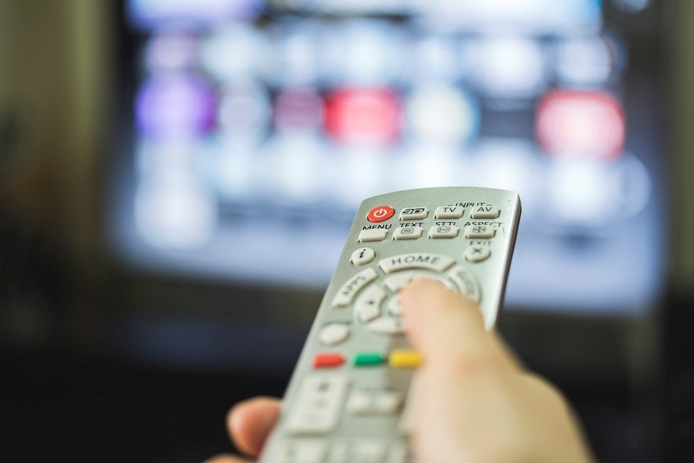 "Participants who watched television ""very often"" had an increased risk for VTE compared with participants who ""never or seldom"" watched television."