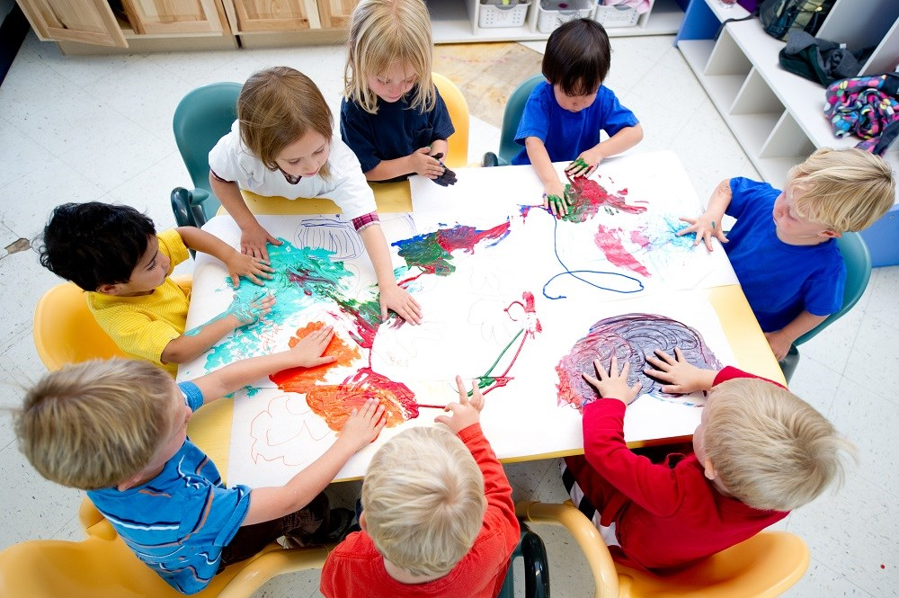 Children may be more exposed to allergens in preschool than at home.