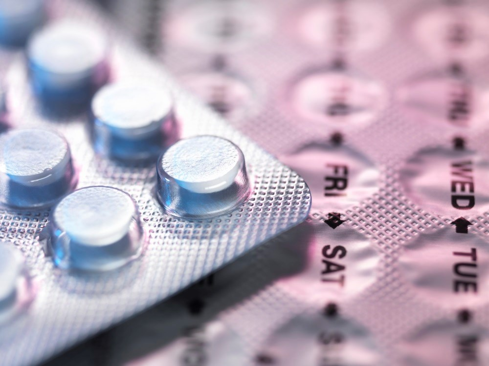 The risk of breast cancer increased with the duration of contraceptive use, from a relative risk of 1.09 with ≤1 year of use to 1.38 after ≥10 years of use.