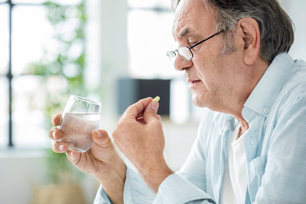 Vitamin D, calcium supplements do not reduce fracture risk in older adults