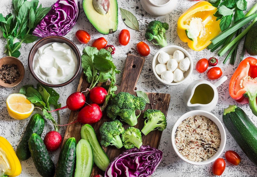 Mediterranean, DASH diets ranked first in Best Diets Rankings