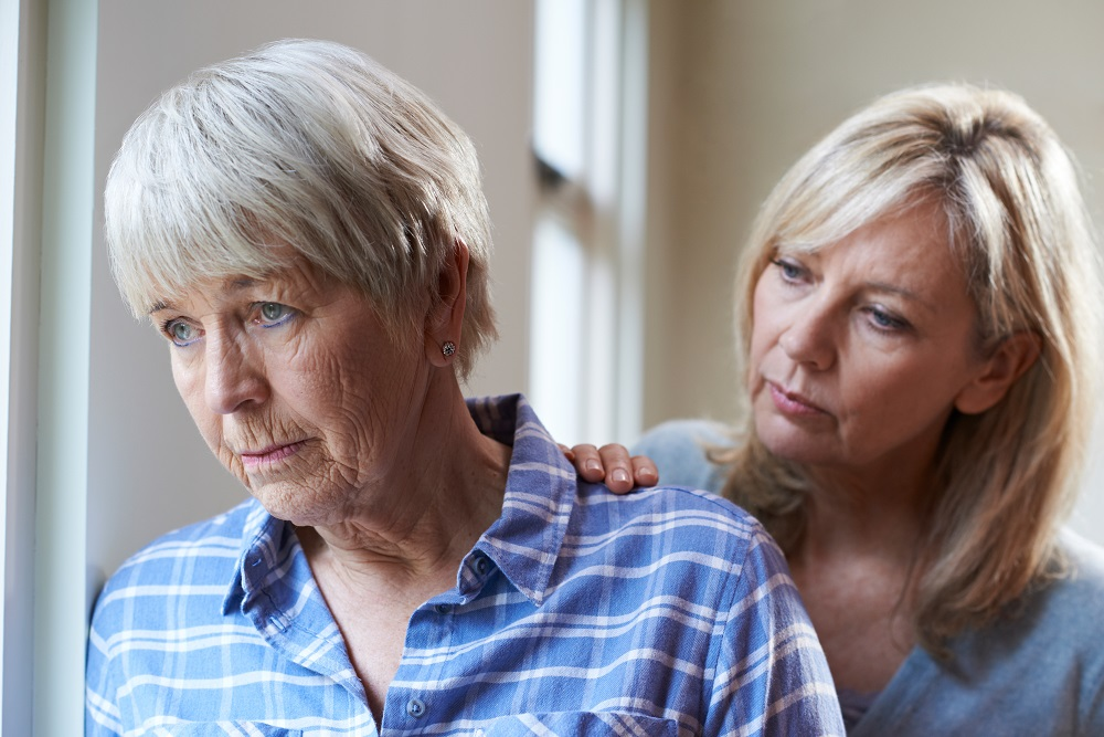Dementia risk linked to apathy, depression in older adults