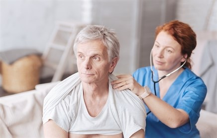 New long-acting bronchodilator use linked to CV risk in COPD patients
