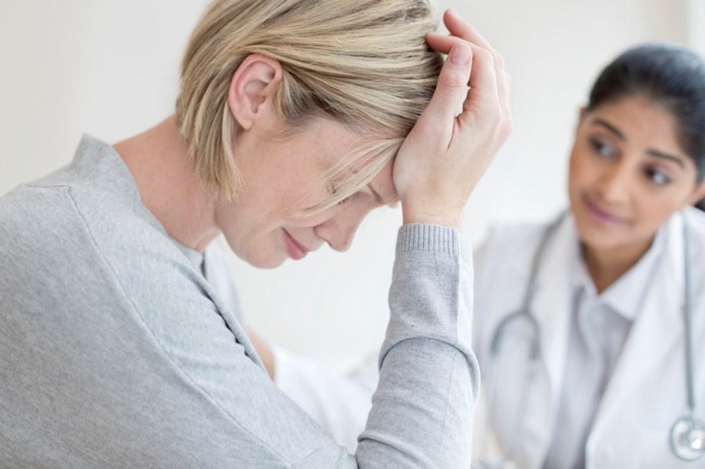 Depressive symptoms may predict mortality in head, neck cancer