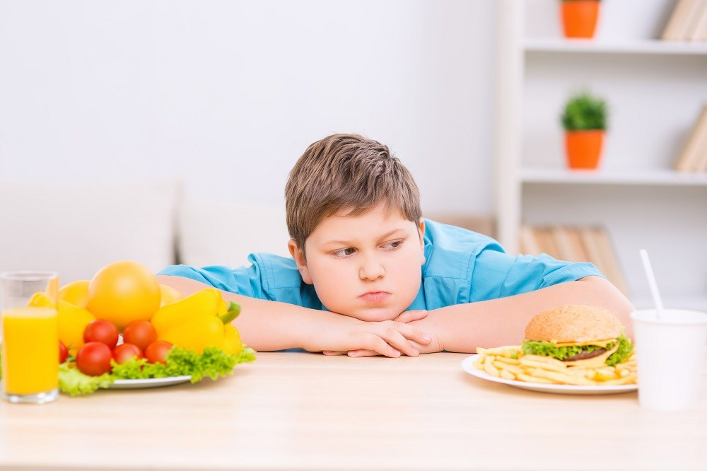 Obesity Can Negatively Affect Liver in Children As Young As 8