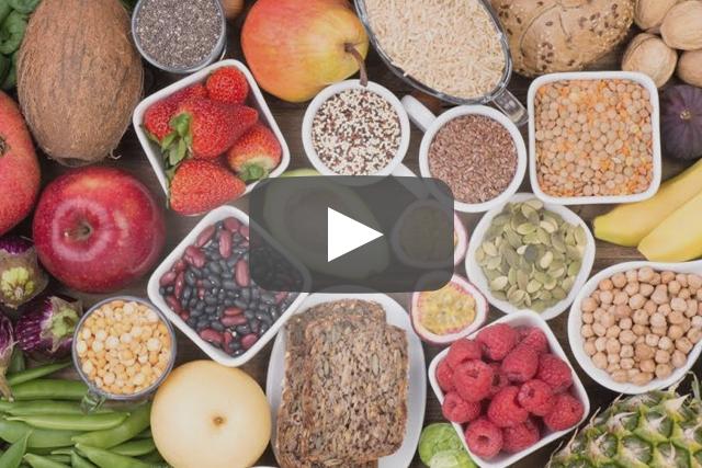 High fiber diet beneficial for gut bacteria development in type 2 diabetes