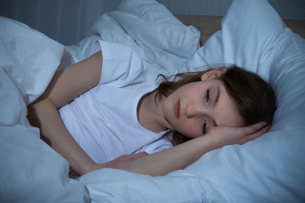 Frightening parasomnias of childhood sleep