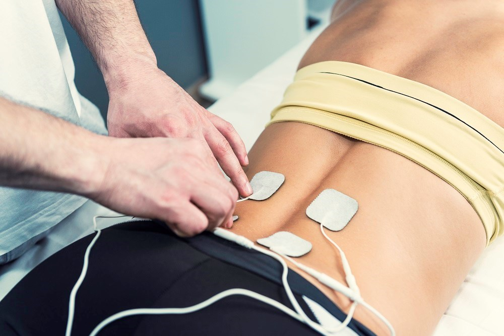 Transcutaneous electrical nerve stimulation may not alleviate lower back pain