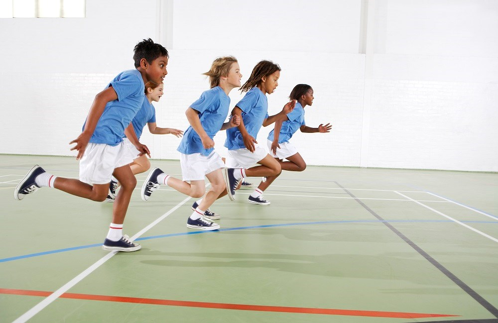 Childhood Participation in Sports Linked to Higher Adult Bone Mass
