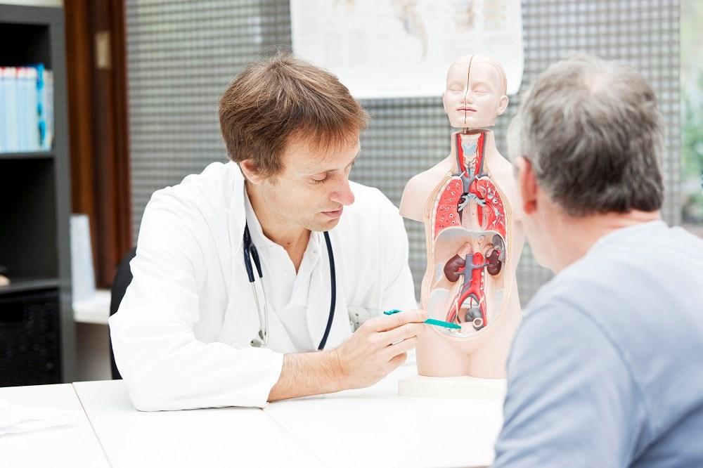 Prostate-specific antigen screening helps prostate cancer detection