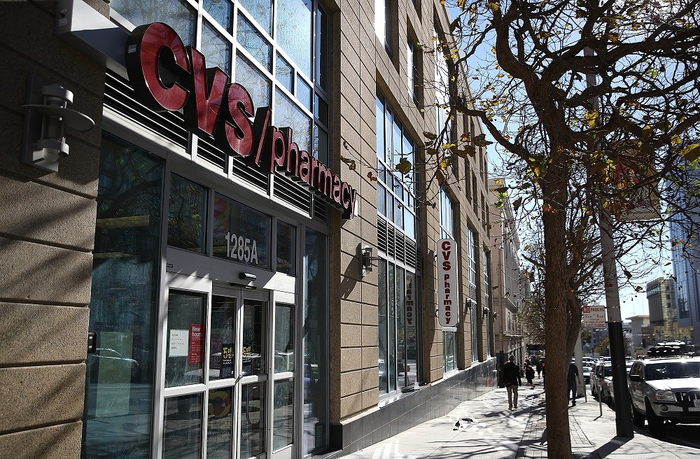 The complaint claims that CVS mailed letters that disclosed the HIV status of participants in the state's HIV drug assistance program through the envelopes' glassine window.