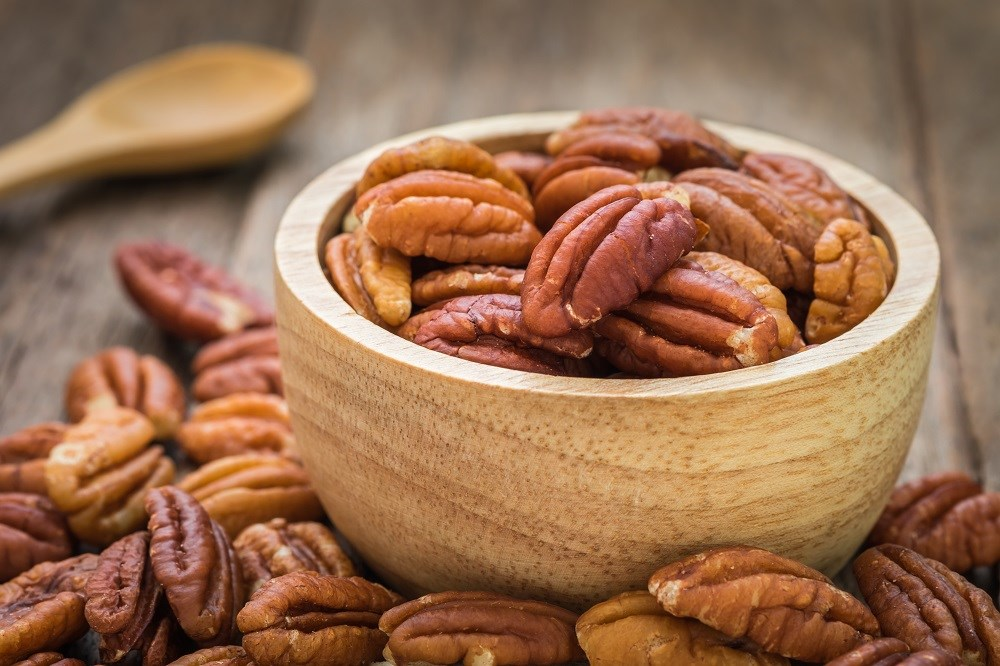 Eating Pecans May Cut Risk of Cardiovascular Disease, Diabetes