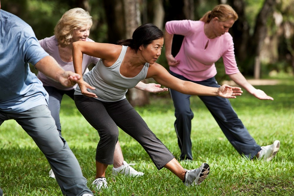 Tai Chi May Be Therapeutic Option for Fibromyalgia
