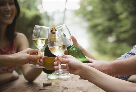 Study Finds Safe Alcohol Consumption Guidelines May Not Be Strict Enough