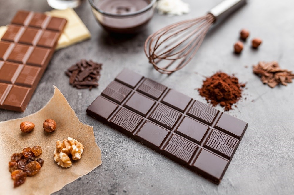 Dark Chocolate Linked to Enhanced Visual Acuity