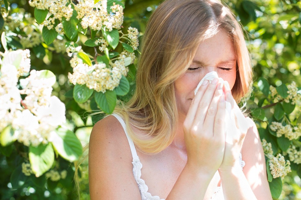 Olopatadine/Mometasone Nasal Spray Reduces Seasonal Allergy Symptoms