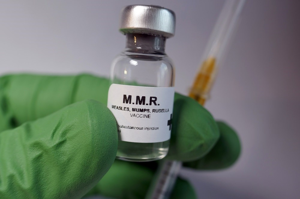 CDC: Get Vaccinated for Measles Before Traveling