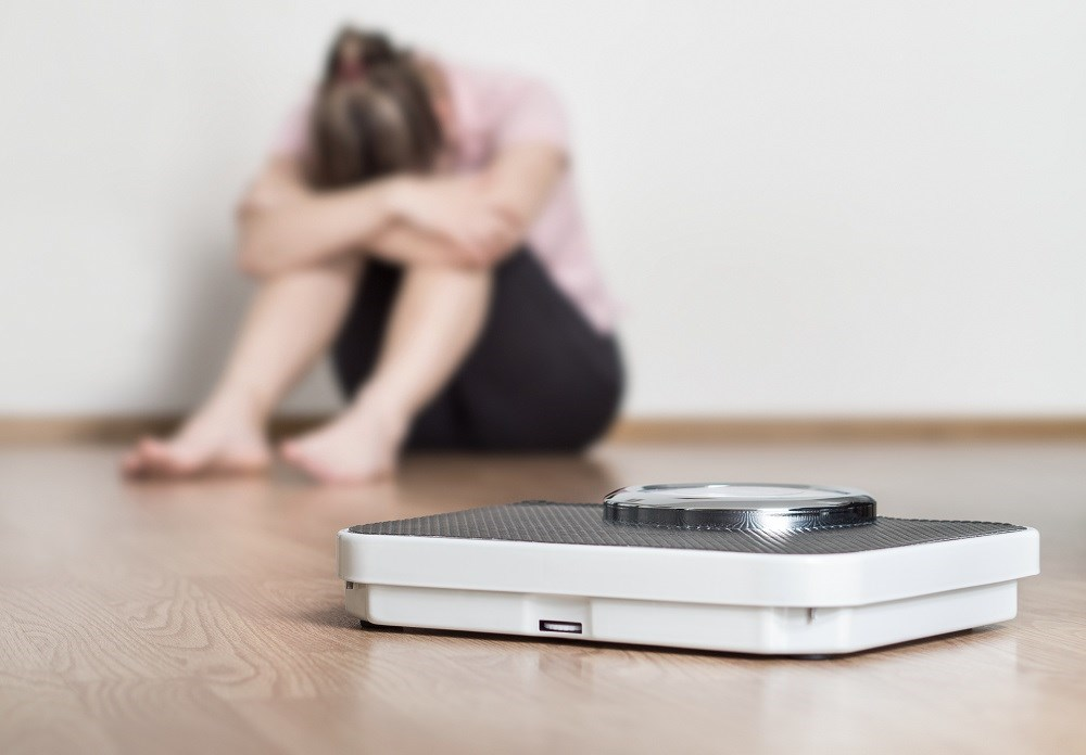 Long-term antidepressant use is associated with weight gain.