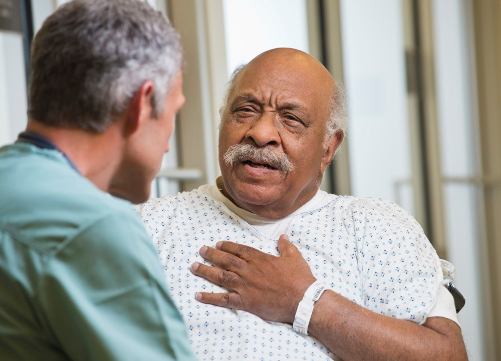 African Americans are less likely than whites to be treated with a statin (570/807 vs 3654/4883).
