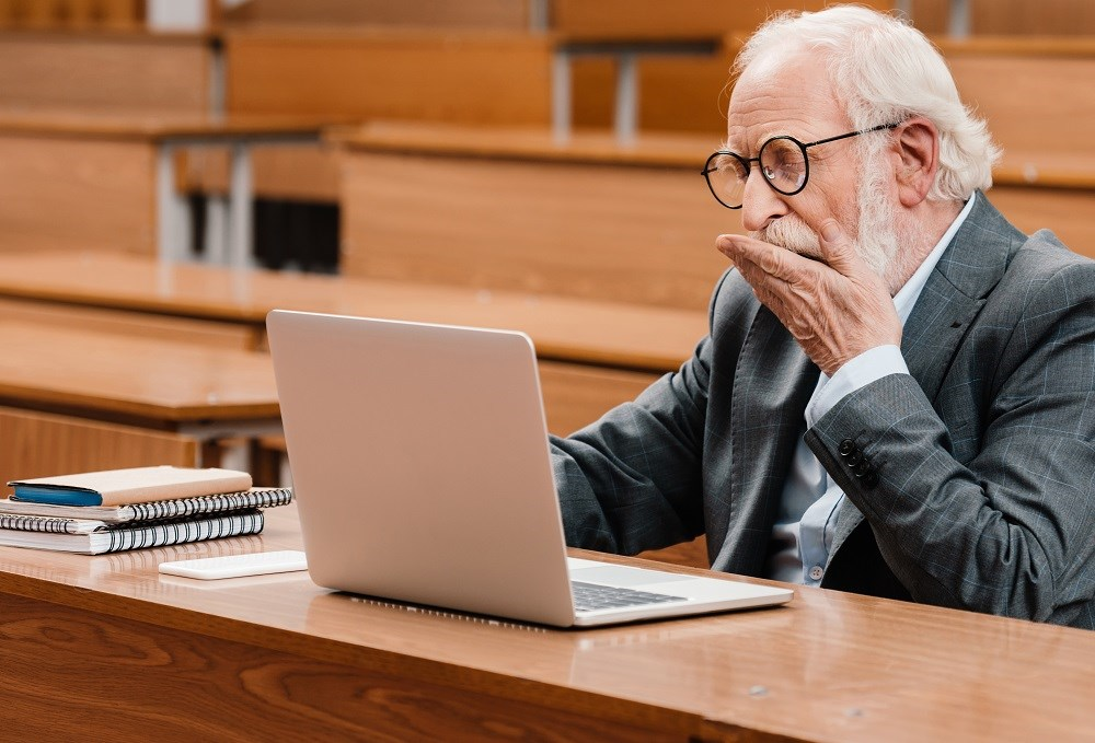 Aging and excessive daytime sleepiness are correlated with reduced cognition in elderly individuals.