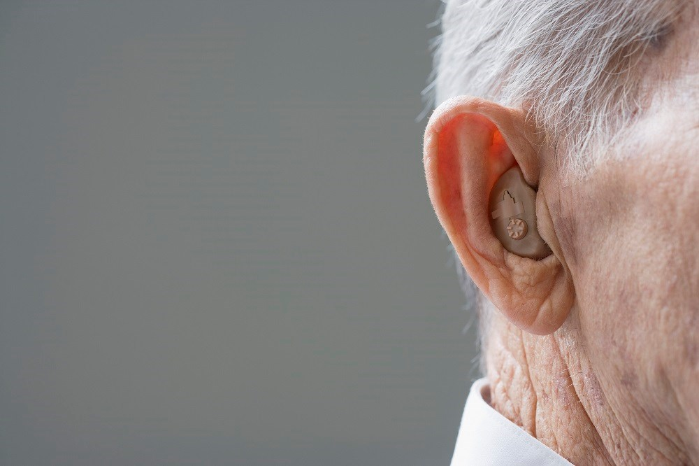 Hearing Loss Linked to CVD Risks in Elderly