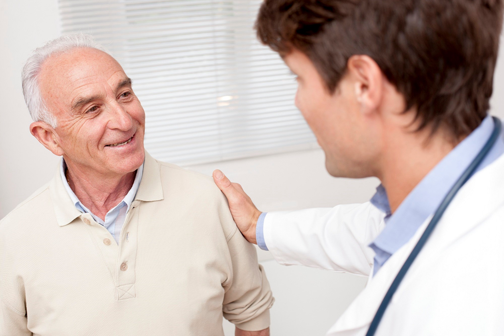 """While some patients don't always feel up to """"yukking it up"""", most are game, and usually I am as well."""