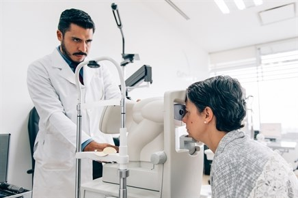 Retinal Nerve Fiber Layer Thickness May Be Associated With Cognitive Function