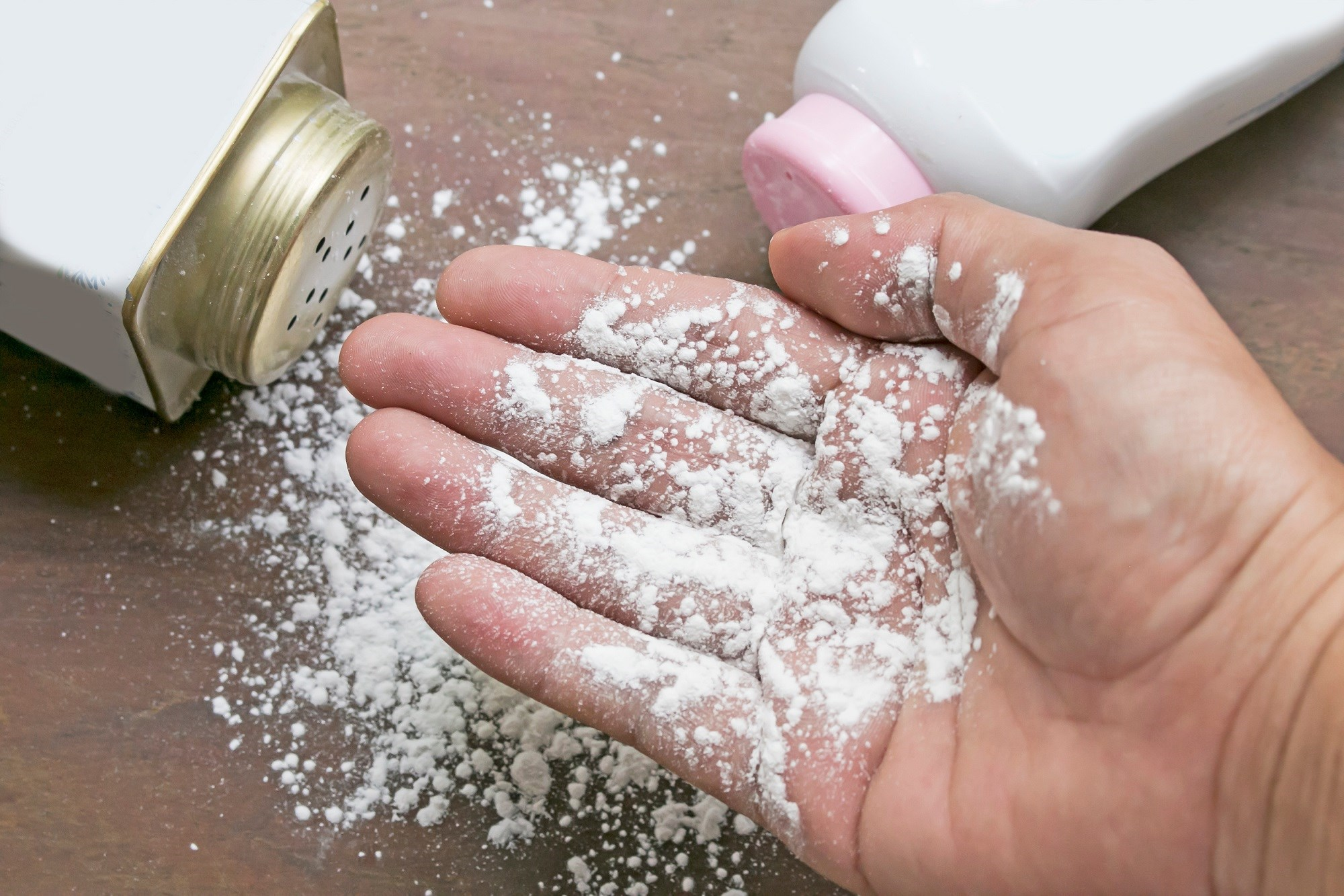 Link for Asbestos-Free Talcum Powder, Cancer Not Clear