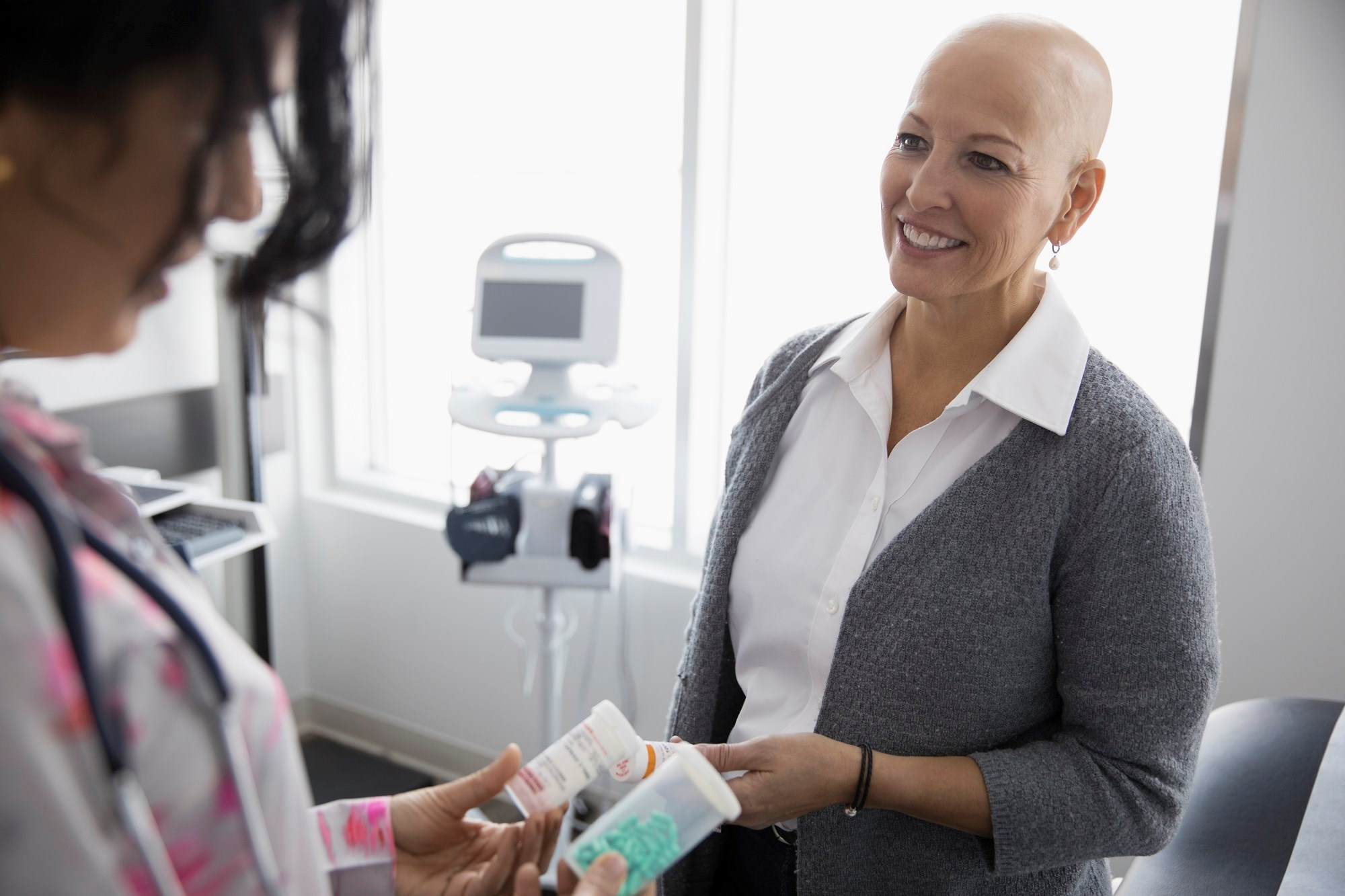 Quality of Life Maintained With Niraparib for Ovarian Cancer