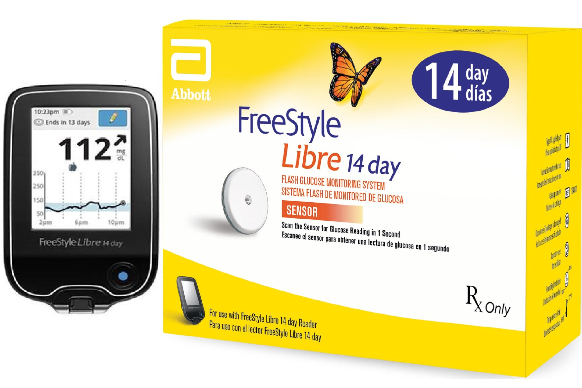 FDA Approves FreeStyle Libre 14 Day Flash Glucose Monitoring System