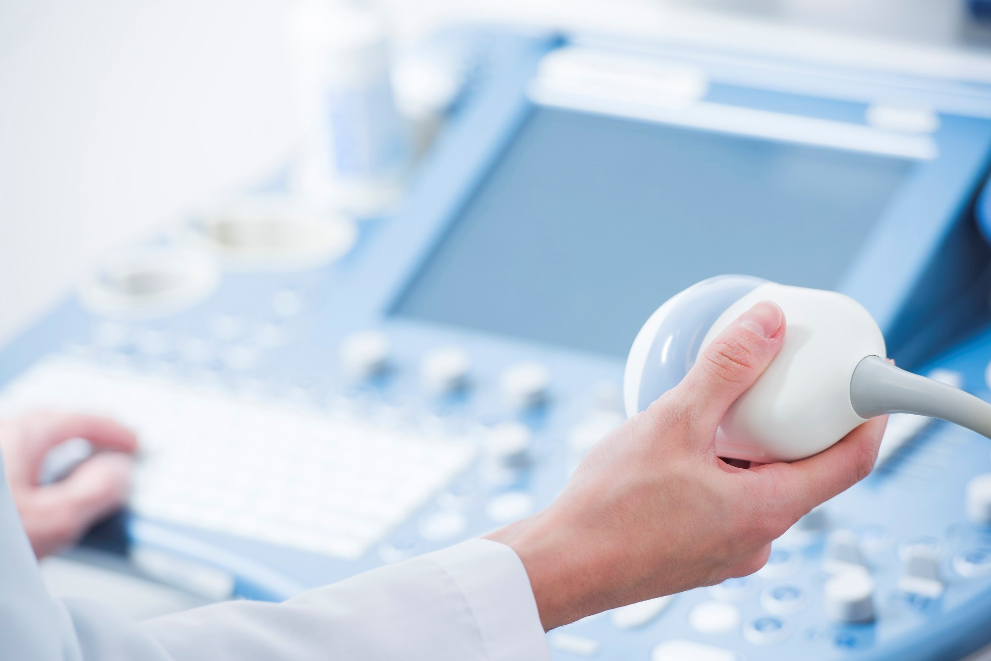 Ultrasound Beneficial for Diagnosing Pure Clear Cell Carcinoma of the Ovary