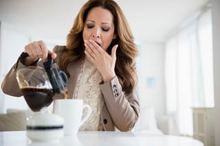 Caffeine is the most widely used central nervous system stimulant in the world.
